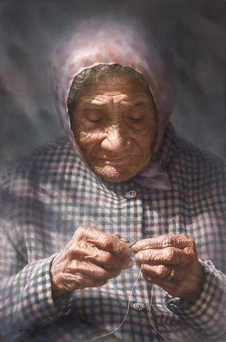 程振文 噶瑪蘭阿嬤Kavalan Grandmother