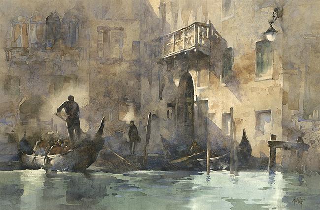 黃曉惠 威尼斯之歌Enchanted with Venice