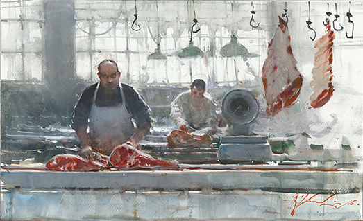 Butcher Study